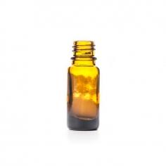 Glass bottle 10 ml, DIN 18