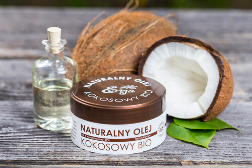 kokos do produkcji oleju
