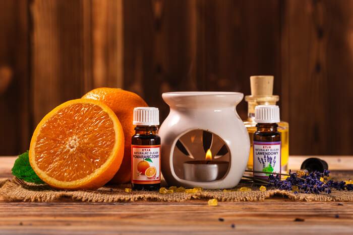 olejek eteryczny cytynowy